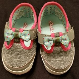 Baby Sketchers shoes size 4